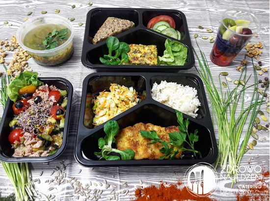 Catering dietetyczny, dieta pudełkowa - Kontakt